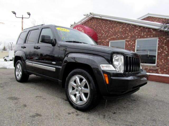2012 Jeep Liberty Lattitude 4WD