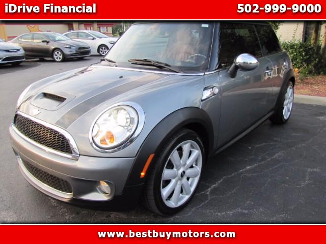 Used 2007 mini cooper s for sale in louisville ky in oh for Car city motors louisville ky