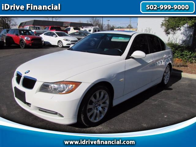 Buy here pay here 2008 bmw 3 series 328xi for sale in for Car city motors louisville ky