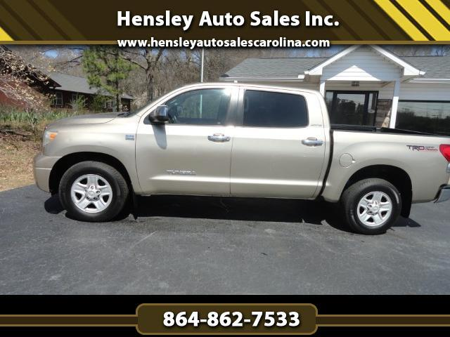 2007 Toyota Tundra Limited CrewMax 4WD