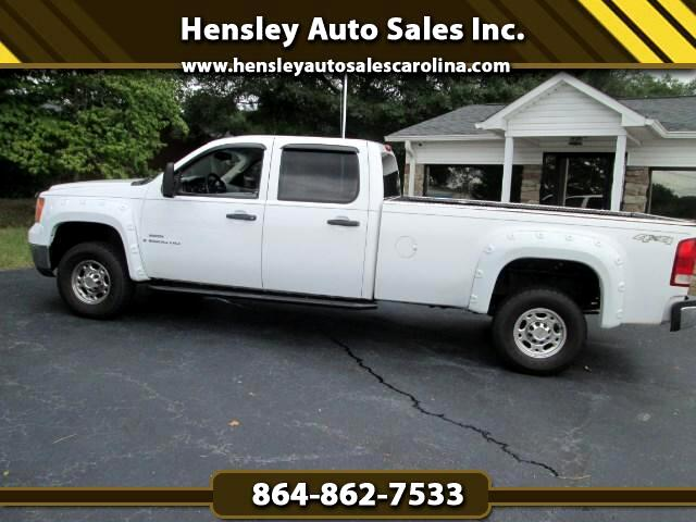 2008 GMC Sierra 2500HD SLE1 Crew Cab Long Box 4WD