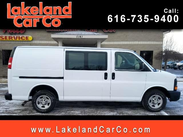 2007 Chevrolet Express 1500 AWD Cargo