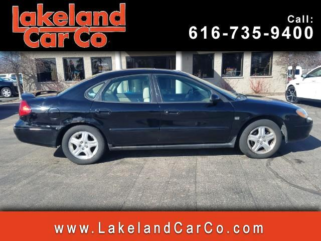 2001 Ford Taurus SEL