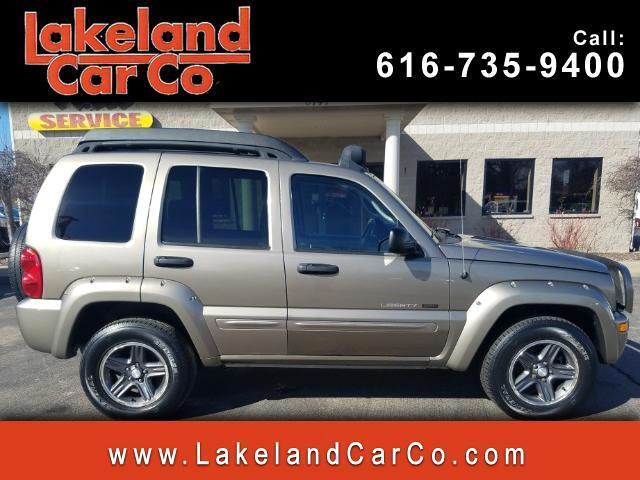 2003 Jeep Liberty Renegade 4WD