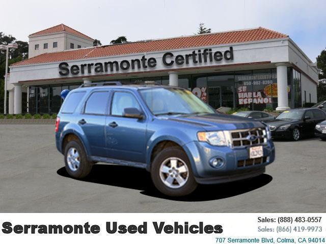 2011 Ford Escape Xlt Sport Utility