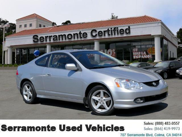 2004 Acura RSX Type S Sport Coupe