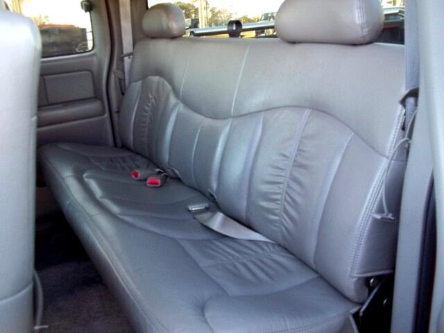 2001 Chevrolet Silverado 1500 LT Ext. Cab Short Bed 4WD