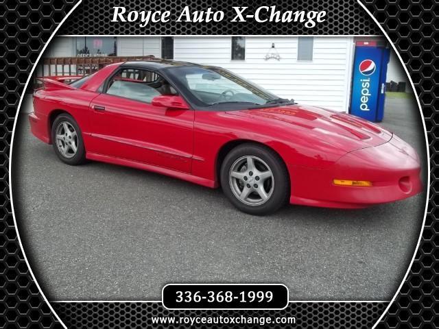 1995 Pontiac Trans Am Coupe