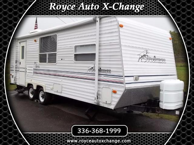 2002 Coachmen Spirit of America 249QB