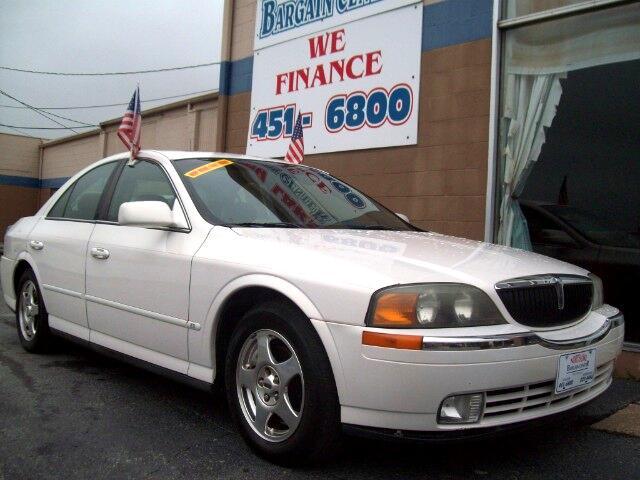 2000 Lincoln LS V8