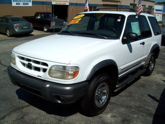 2000 Ford Explorer Sport 2-Door 2WD