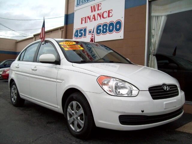 2010 Hyundai Accent GLS 4-Door