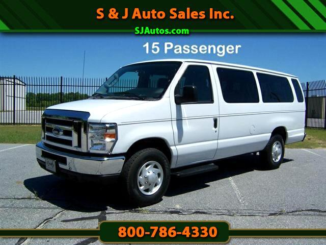 2014 Ford Econoline E350 SUPER DUTY WAGON