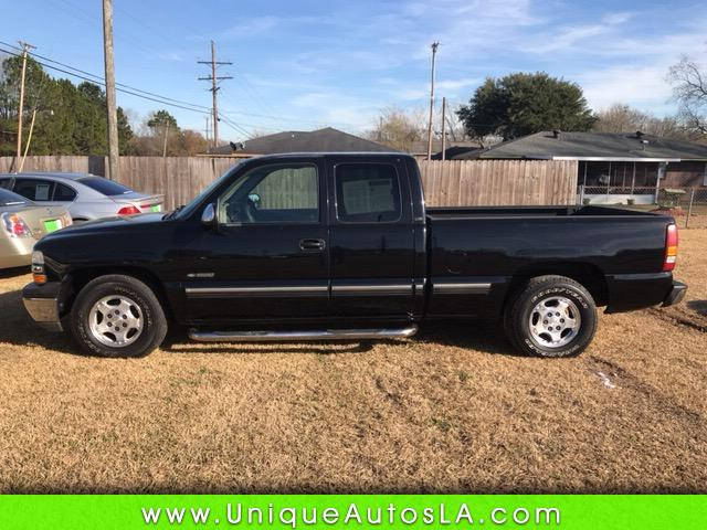 2001 Chevrolet Silverado 1500 LT Ext. Cab Short Bed 2WD