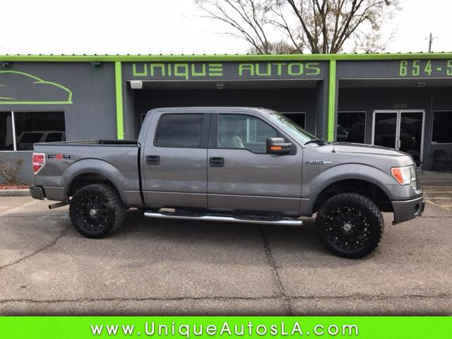 2009 Ford F-150 FX4 SuperCrew 6.5-ft Box 4WD