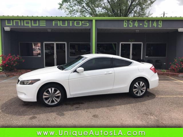 2008 Honda Accord LX-S Coupe AT