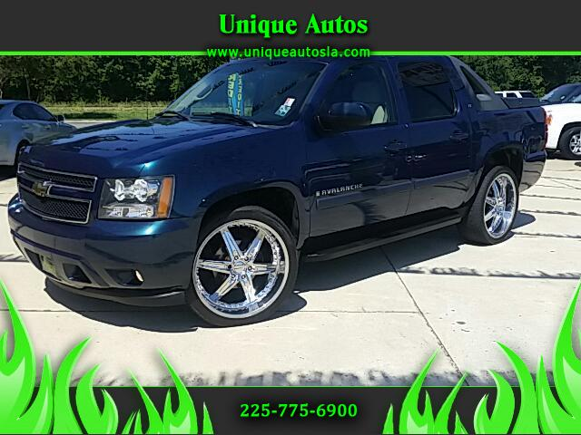 2007 Chevrolet Avalanche Visit Unique Autos online at wwwuniqueautoslacom to see more pictures of