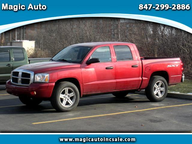 2007 Dodge Dakota ST Quad Cab 4WD