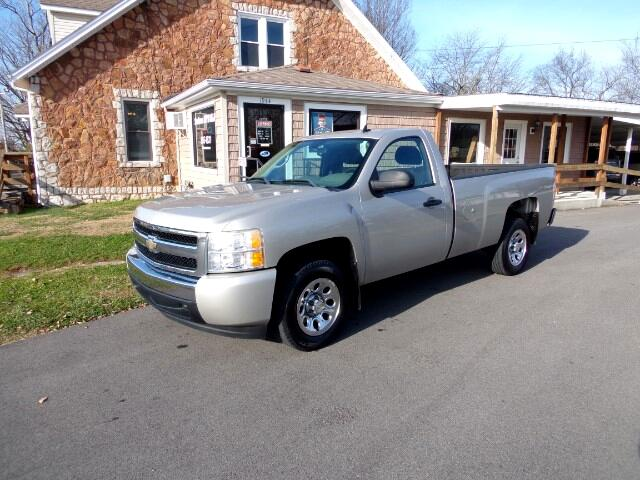 2008 Chevrolet Silverado 1500 LS Regular Cab Long Bed 2WD