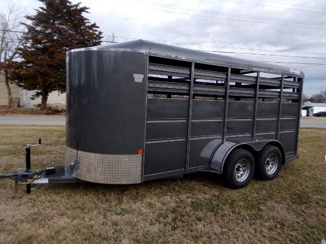 2018 Delta 500 ES stock trailer