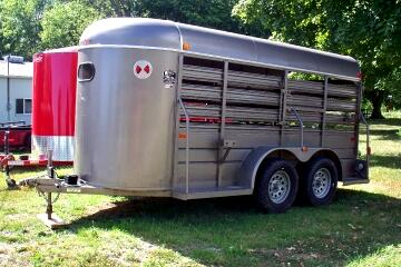 2006 Trailer Cattle