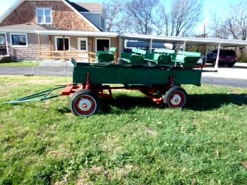 1950 Trailer Used
