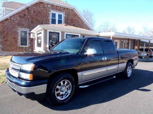 2007 Chevrolet Silverado Classic 1500 LT1 Ext. Cab Short Box 2WD