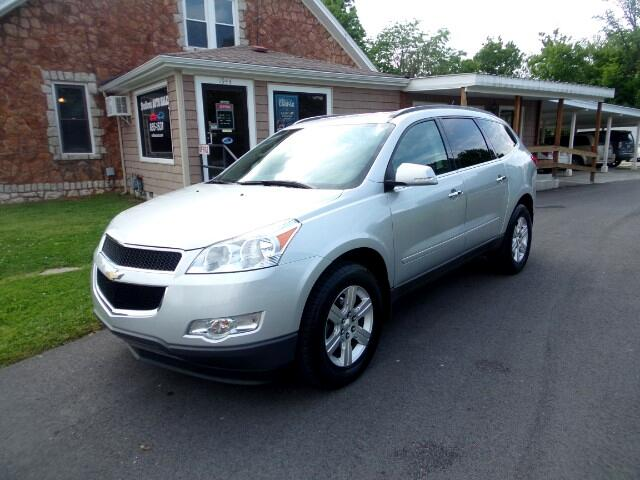 2012 Chevrolet Traverse 2LT FWD