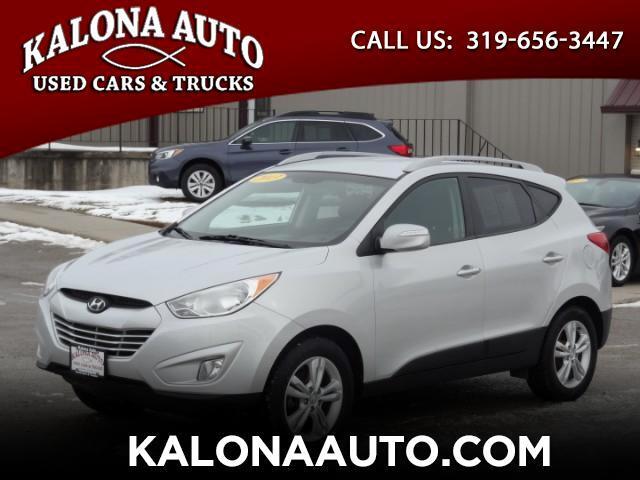 2013 Hyundai Tucson GLS 2WD