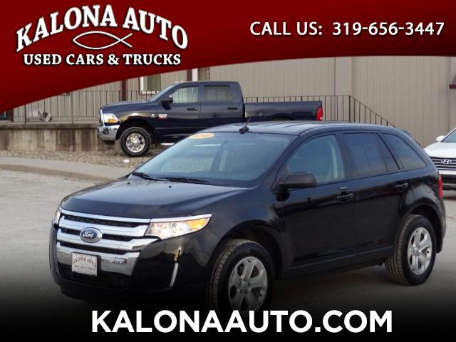 2013 Ford Edge SEL AWD