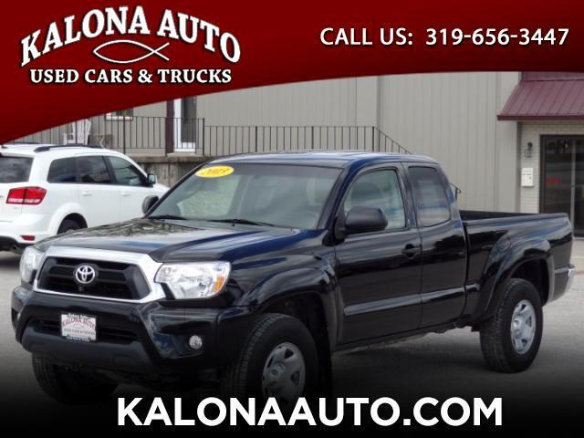 2013 Toyota Tacoma Access Cab V6 Auto 4WD