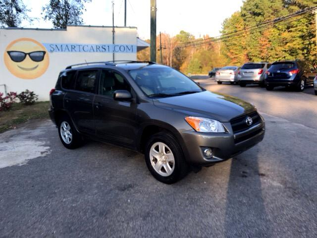 2012 Toyota RAV4 Base I4 2WD with 3rd Row