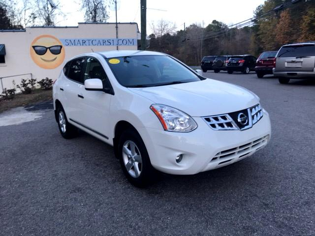2013 Nissan Rogue S AWD Krom Edition