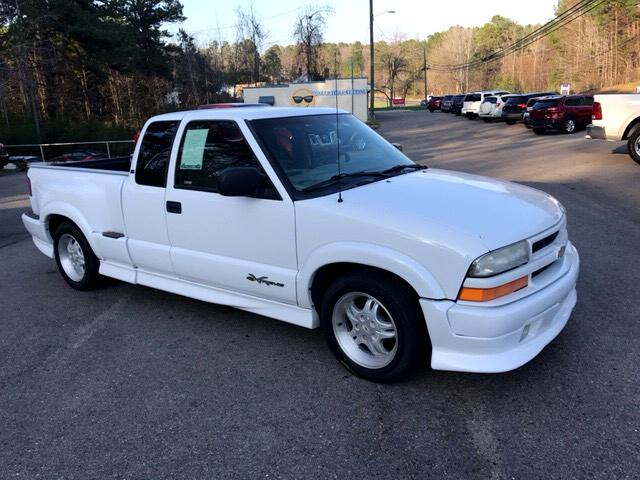 2000 Chevrolet S10 Pickup LS Ext. Cab 2WD