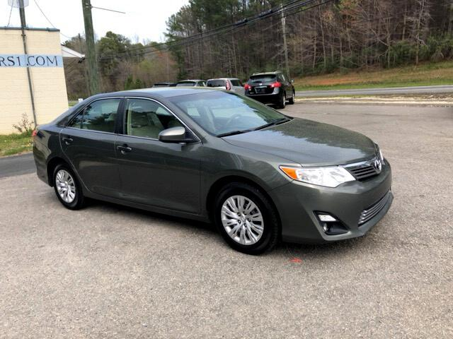2014 Toyota Camry 4dr Sdn I4 Auto LE (Natl) *Ltd Avail*