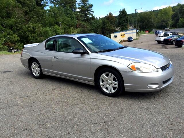 used 2006 chevrolet monte carlo for sale in pittsboro nc. Black Bedroom Furniture Sets. Home Design Ideas
