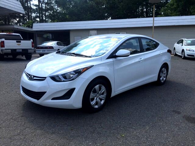 used 2016 hyundai elantra se 6at for sale in pittsboro nc 27312 smart cars by wieland ltd. Black Bedroom Furniture Sets. Home Design Ideas