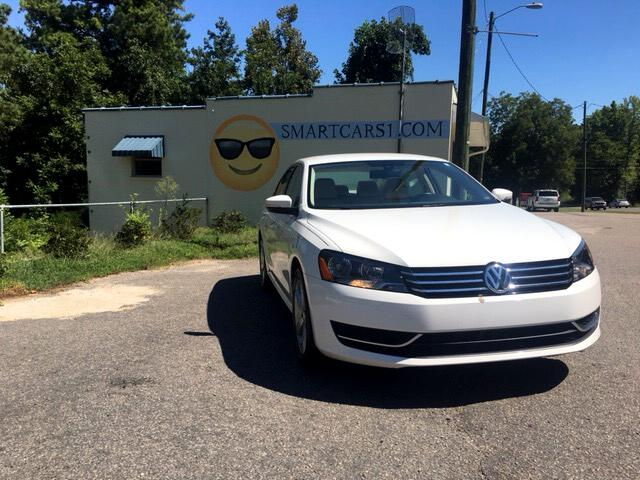 2014 Volkswagen Passat 2.5L SE AT