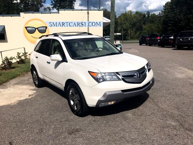 2007 Acura MDX 6-Spd AT w/Tech Package