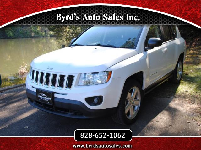 2011 Jeep Compass Limited FWD