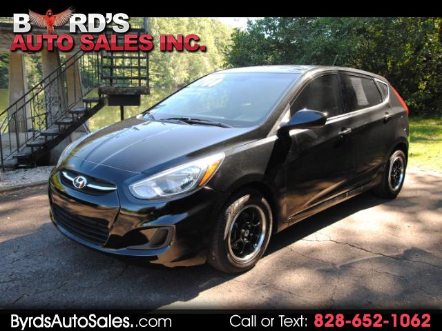 2015 Hyundai Accent GS 5-Door 6M