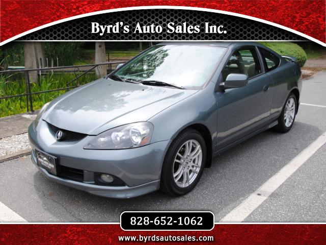 2005 Acura RSX Coupe