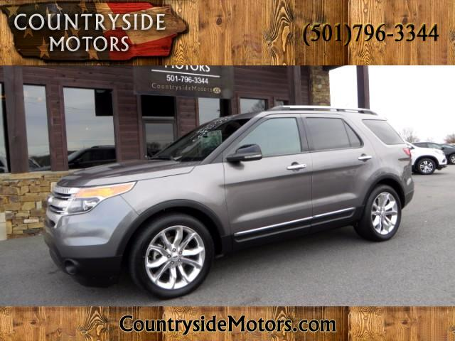 2012 Ford Explorer XLT FWD