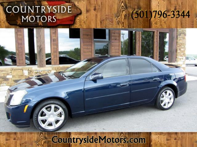 2004 Cadillac CTS