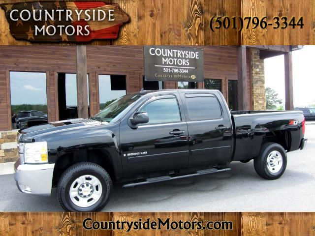 2008 Chevrolet Silverado 2500HD