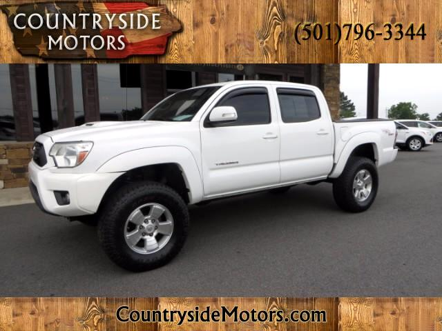 2012 Toyota Tacoma TRD SPORT Double Cab 4WD