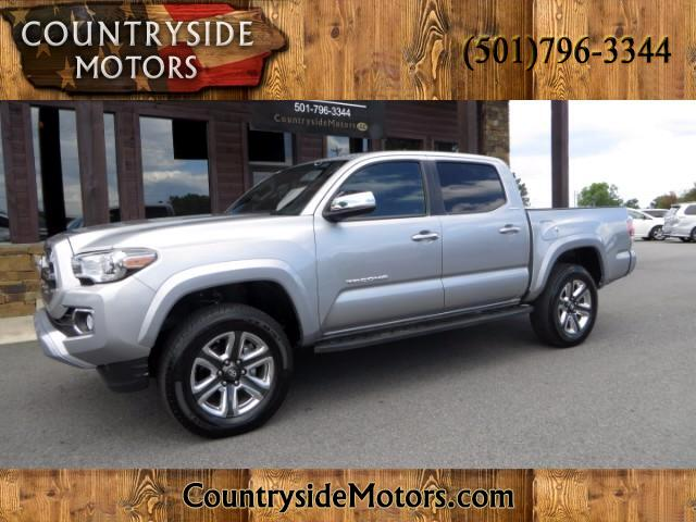 2017 Toyota Tacoma 4x4 Double Cab Limited
