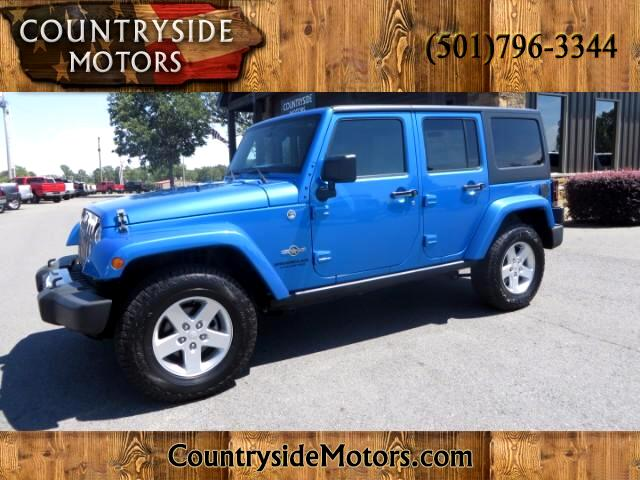 2014 Jeep Wrangler Unlimited Sport 4WD Freedom Edition Oscar Mike