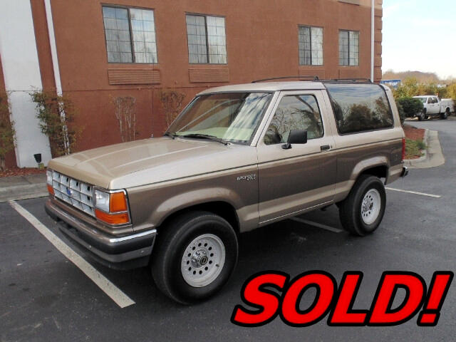 1990 Ford Bronco II 2WD
