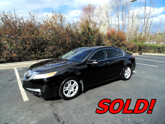 2009 Acura TL TL with Technology